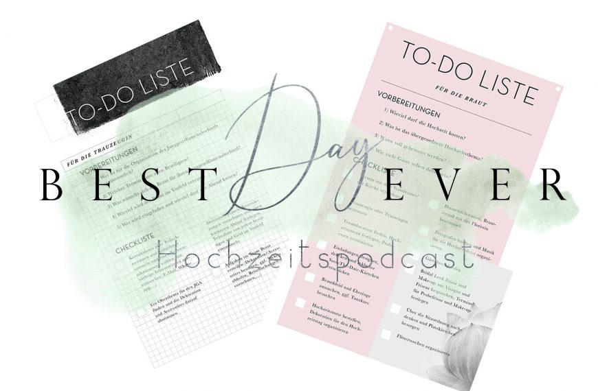 #2 Hochzeitscheckliste